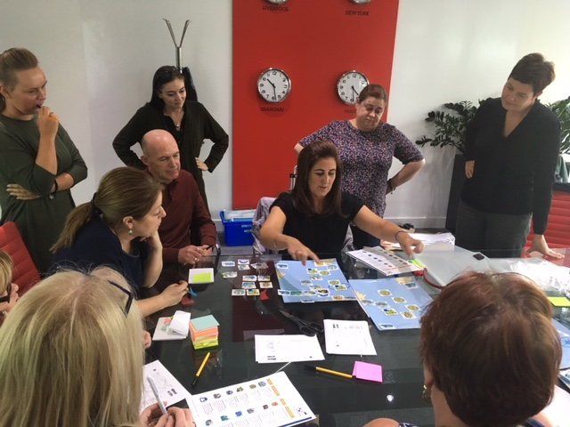 LAUNCH for business - strategic planning