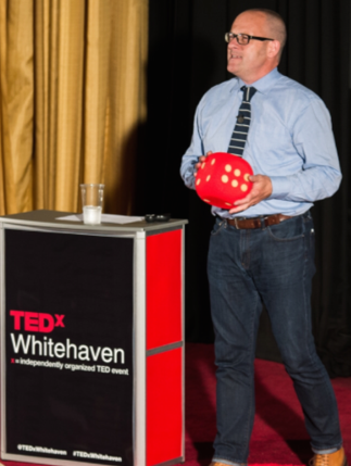 What is it like to do a TEDx talk?