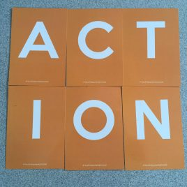 Your Enterprise Alphabet Action Cards
