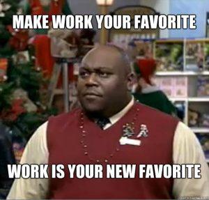 #work #elf