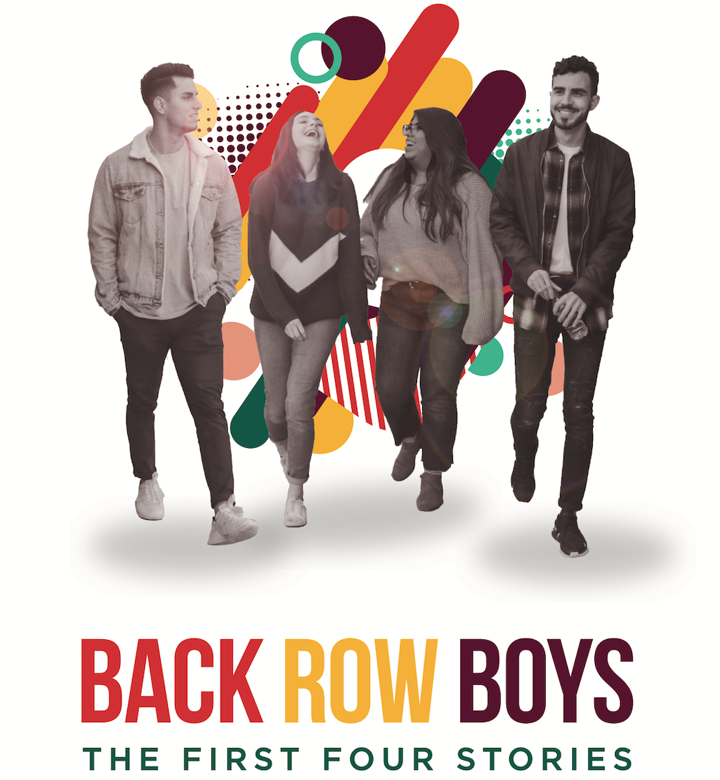 Back Row Boys - cover